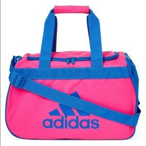 Adidas Diablo Duffel Bag Small Pink